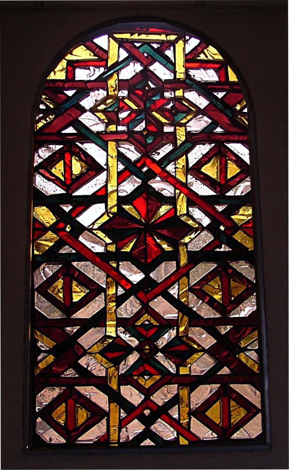 Vitrail vitraux d cor verrier pour fen tres portes et for Decoration fenetre vitrail
